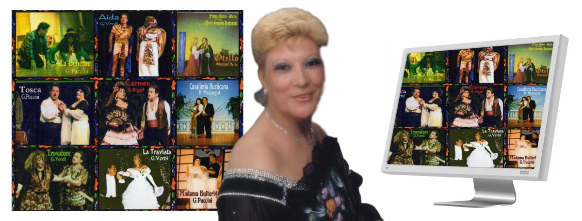 vocalist Paola Semprini