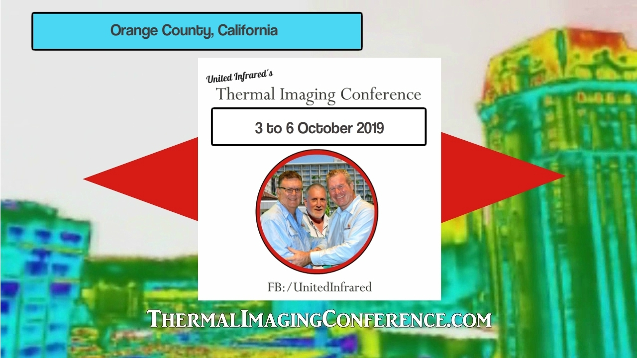 thermal imaging conference 2019