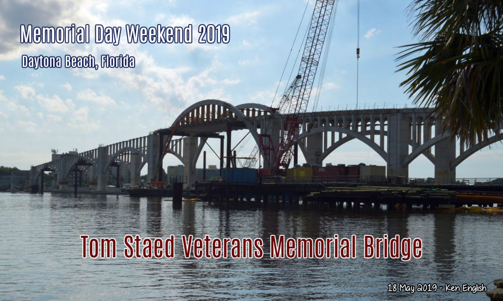 Tom Staed Veterans Memorial Bridge