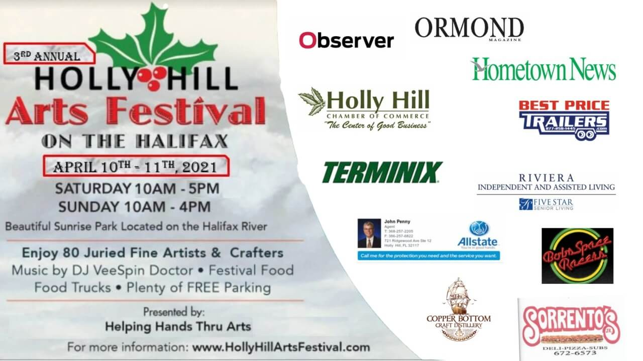 Holly Hill Arts Festival 2021