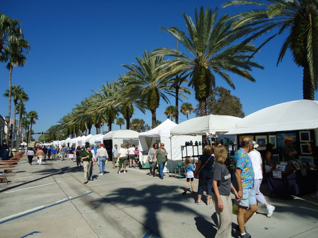 Daytona Beach, FL - Halifax Art Festival 2012-3