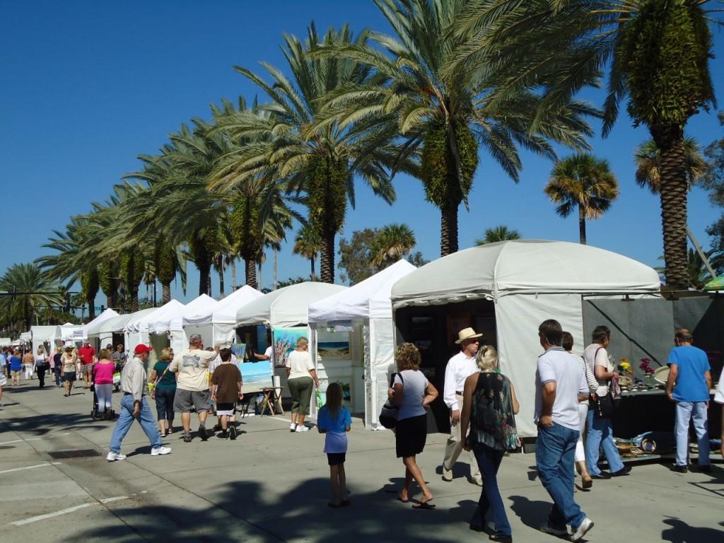 Daytona Beach, FL - Halifax Art Festival 2012-5