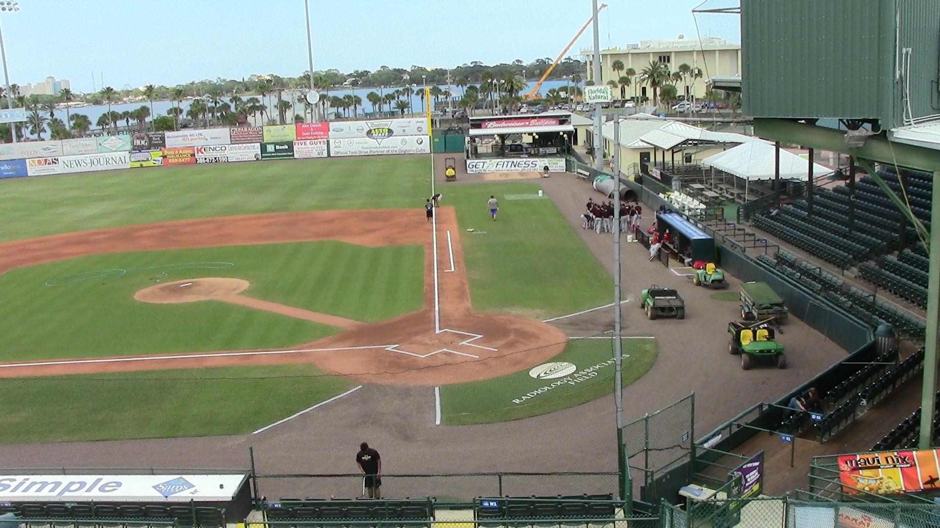 Jackie Robinson Ballpark Daytona Beach FL