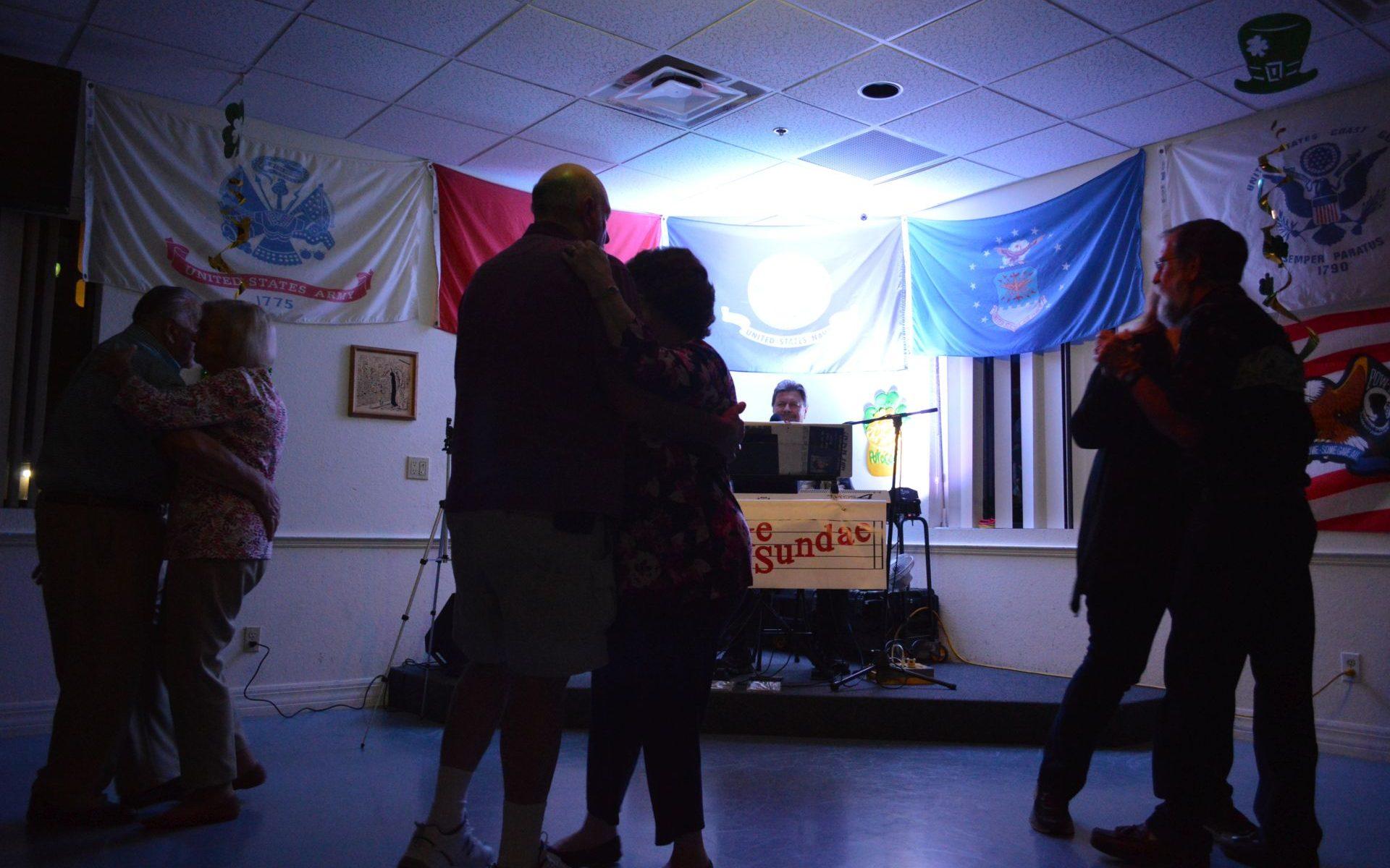 mike sundae at VFW Port Orange, FL