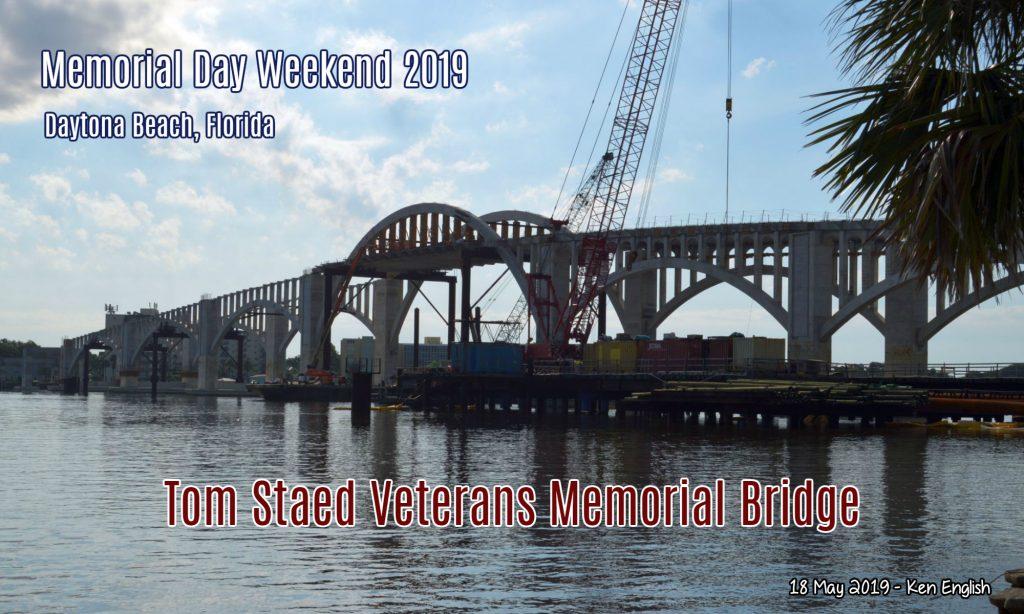 Tom Staed Veterans Memorial Bridge